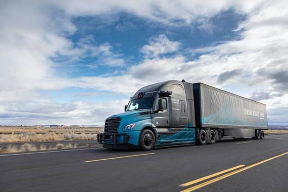 具备L4自动驾驶能力 戴姆勒旗下Torc Robotics公司借助AWS开发自动驾驶卡车