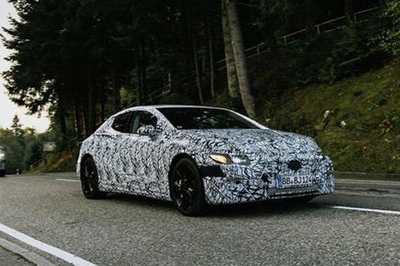 盯准特斯拉Model S 梅赛德斯EQE将在德国IAA车展上亮相