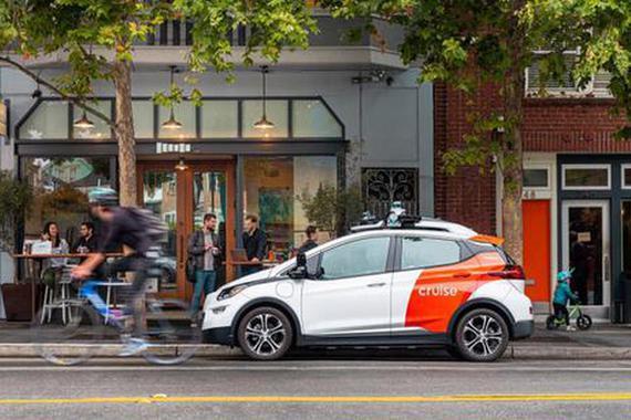 加州法案将要求所有自动驾驶车辆在2025年前实现零排放