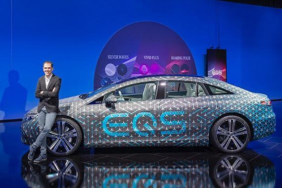 除了长达1米4的超大屏 奔驰旗舰电动轿车EQS还有这些你不知道的秘密