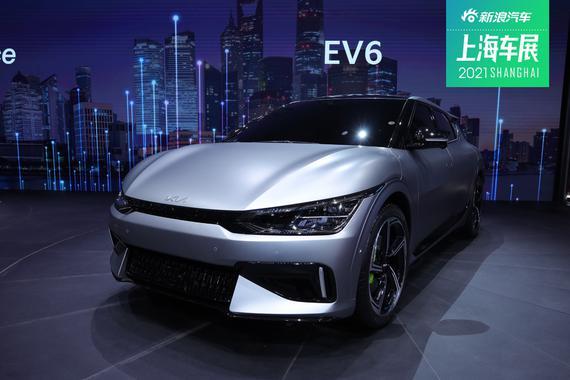 大V带你看新车:起亚EV6 GT
