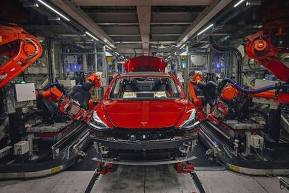 特斯拉正规划全球工厂尽快提升产能 车辆交付正在快速提升
