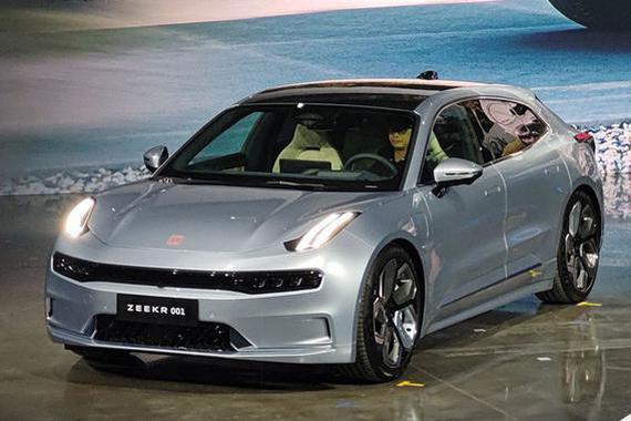 它们是自主品牌的未来 上海车展电动轿车盘点