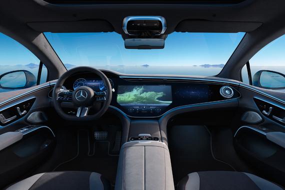 智能驾驶竞争激烈 中国新供应链加速形成