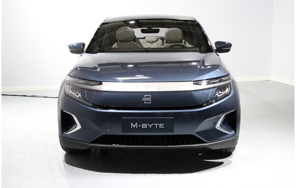 拜腾M-Byte新消息 欧洲起售价4.5万欧元