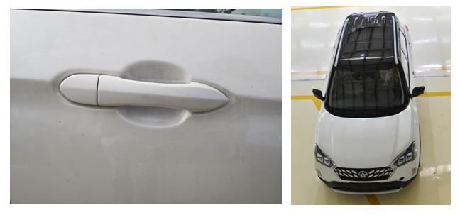 申报图信息曝光 东风启辰首款小型SUV命名T60