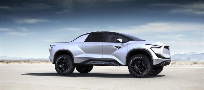特斯拉全新皮卡实图曝光 外观足够科幻 汽车殿堂