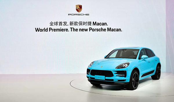 保时捷上调中国市场全年销售预期至8万辆