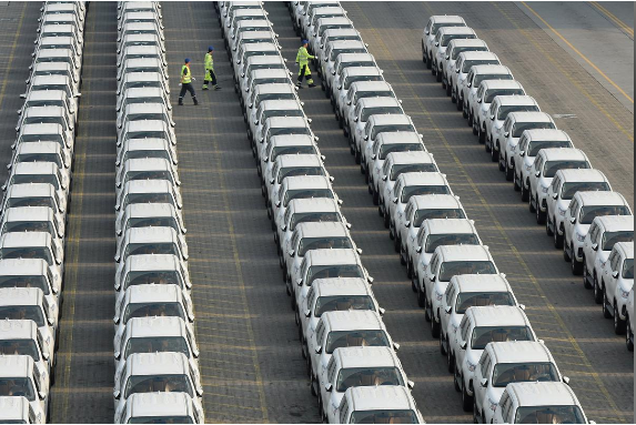 中国汽车3月销量降幅收窄 有望第三季度迎来正增长