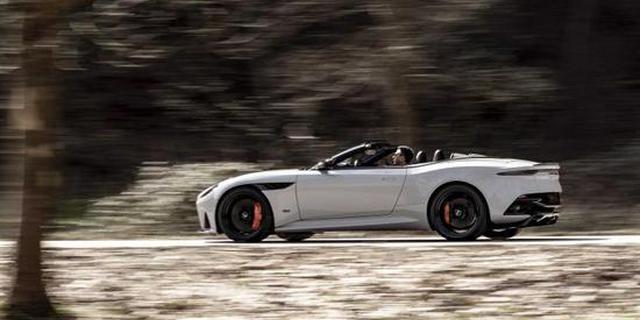 售376.80万元 阿斯顿马丁新车价格发布