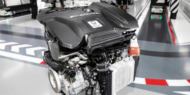 古德伍德首发 全新CLA 45 S 4MATIC+ Coupe