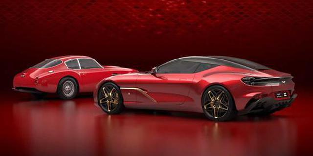 限量19台发售 马丁DBS GT Zagato官图