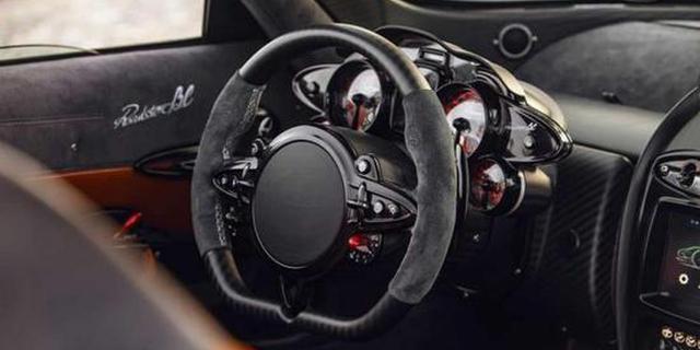 帕加尼Huayra Roadster BC官图发布