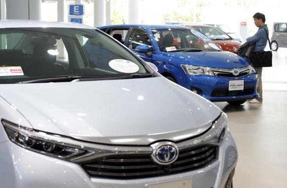 日系车在韩国遭抵制 8月销量暴跌57%