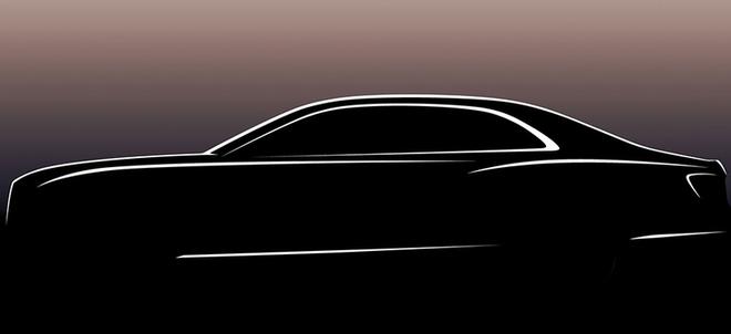 将2019年内发布 新一代宾利飞驰预告图