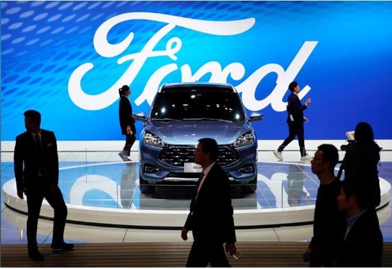 外媒曝福特放弃整合中国销售渠道计划 福特中国否认
