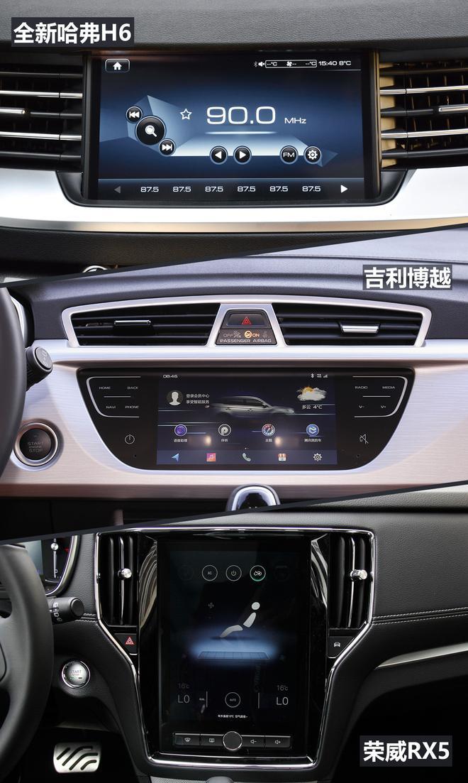 三国杀丨看自主品牌SUV三剑客该如何选?