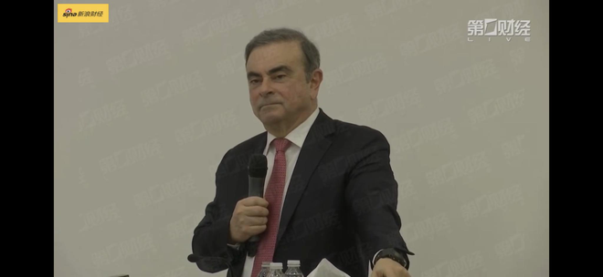 戈恩:被捕前在討論與FCA合併 日本高層沒有參與陰謀
