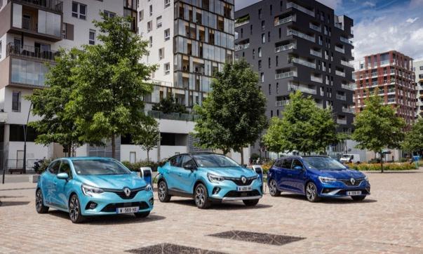 销量|雷诺全球销量为125.66万辆 电动汽车全球销量增长38%