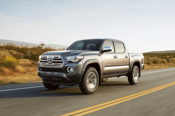 丰田全球召回近14.3万辆SUV和皮卡