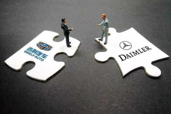 德国金融监管局:吉利收购戴姆勒股份合规 不进行罚款