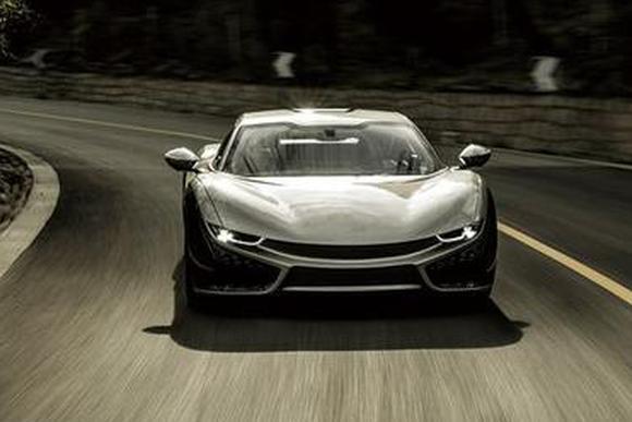 中国电动超跑走出国门 前途K50将在美国投产