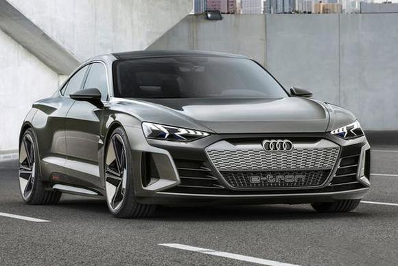 奥迪紧凑跨界电动SUV将于2020年推出