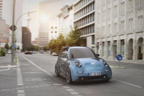 德国车企将推微型电动车 售12.3万元起