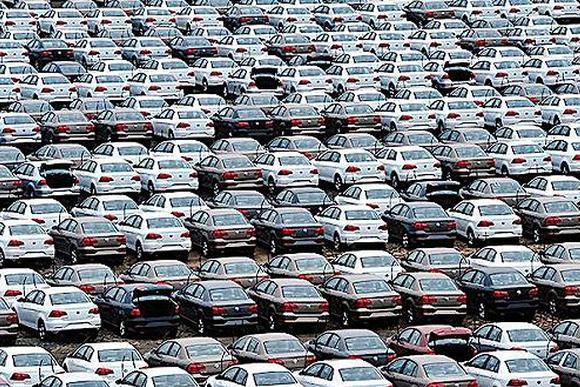 中国汽车市场放缓令外企感寒意
