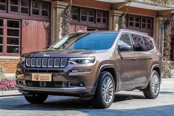 Jeep大指挥官将换标引入美国市场 不再中国专属