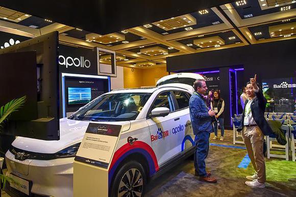 2019 CES:百度威马L3级自动驾驶车2021年量产
