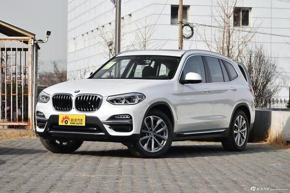全新BMW X3获2019年度国产豪华品牌SUV奖