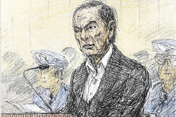 东京检方或将于周五再次起诉日产前董事长戈恩