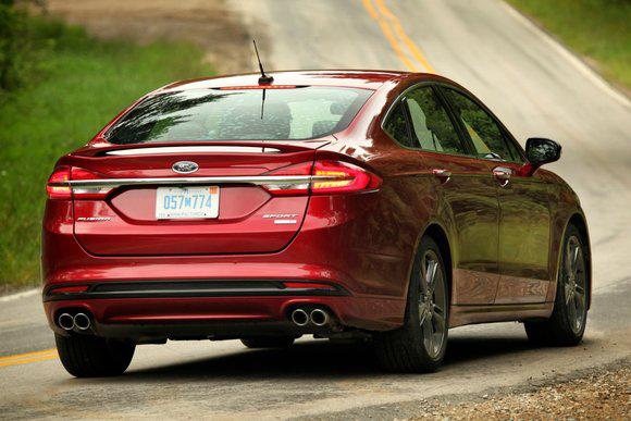福特确认将在2020年停产Fusion Sport轿车