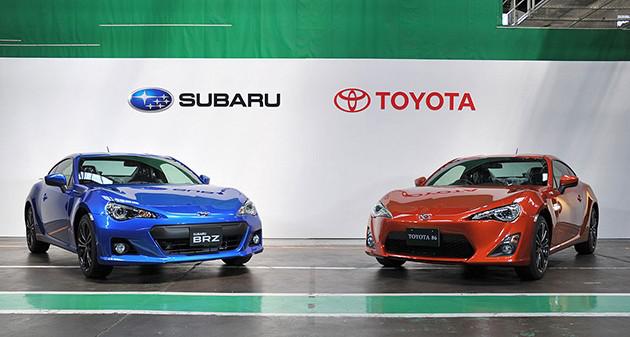 丰田和斯巴鲁联盟:合作开发电动SUV以节约成本
