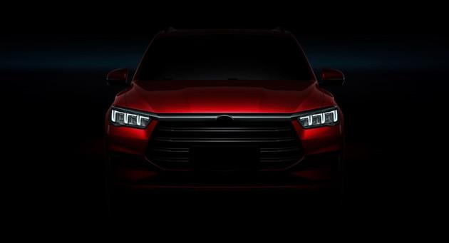 新车情报局|长安全新SUV定名/比亚迪SA2预告图