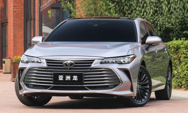 一汽丰田亚洲龙2.0L车型上市 售19.98万元起
