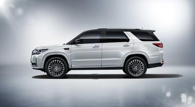 长安新款CS95将于今晚上市 采用家族最新风格 汽车殿堂