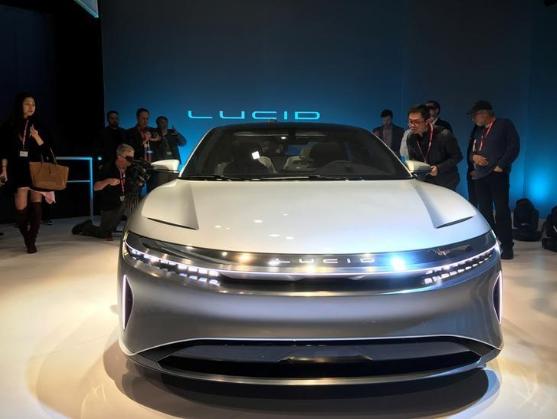 传贾跃亭入股的Lucid Motors将获沙特基金10亿美元投资
