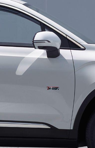 吉利VX11申报图曝光 全新MPV车型