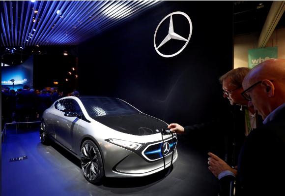 奔驰将投资5.89亿美元生产纯电动紧凑型车型