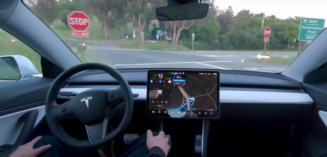 特斯拉Autopilot增加新功能 可识别交通信号灯等