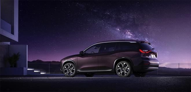 蔚来将推星云紫车色和开放一键加电服务 汽车殿堂