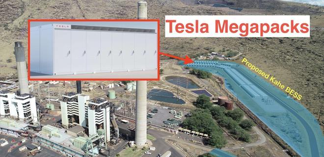 特斯拉计划在夏威夷部署全球最大电池系统