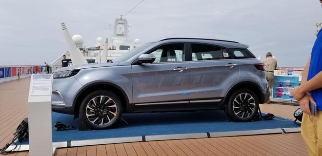 福特领界EV上市 补贴后售价18.28-20.68万元