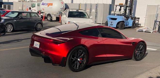 全新一代特斯拉Roadster将前往纽博格林赛道测试 有望破圈速记录