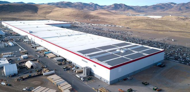 松下CFO承认:正在为特斯拉开发4680电池芯原型生产线