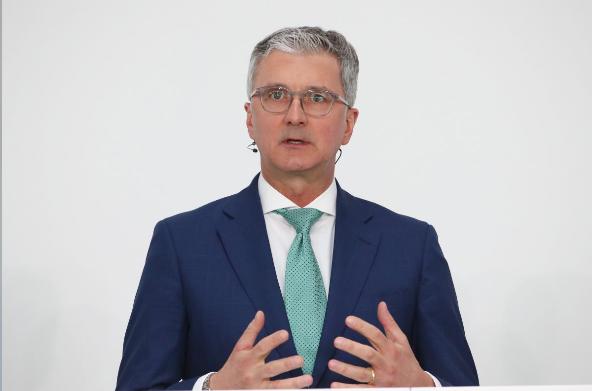 奥迪预计2018年盈利能力低于宝马奔驰