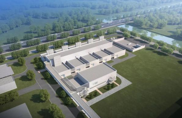 博世中国氢燃料电池中心平面图