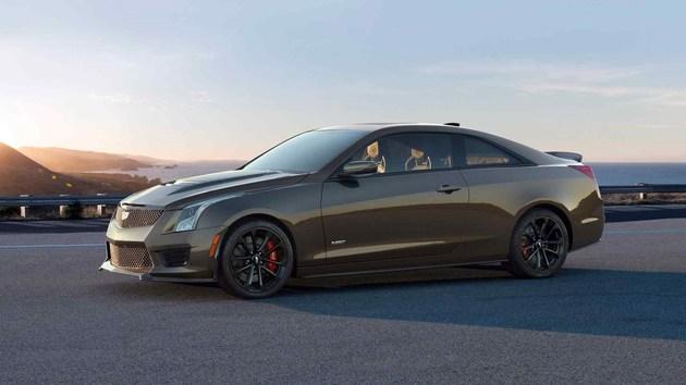 凯迪拉克ATS-V Coupe Pedestal Edition